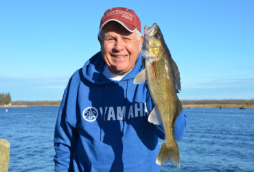 Finesse crankbaits for bass and walleyes during the hot-bite days of late autumn