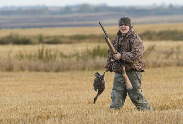 A Great First Waterfowl Hunt