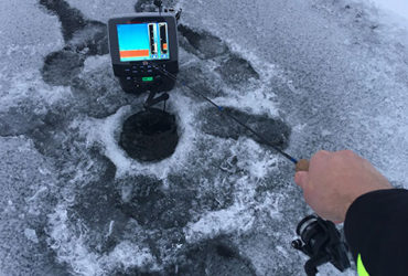 Ice fishing tip: Keep your lure moving