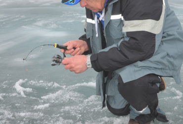 Top ice-fishing questions – and answers