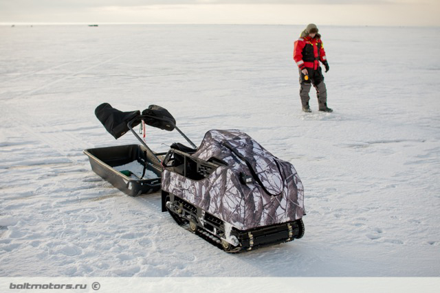 2017 Ice Products – New Augers, Shelter & Sleds