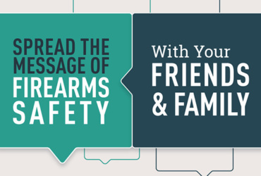 Project promotes firearms safety
