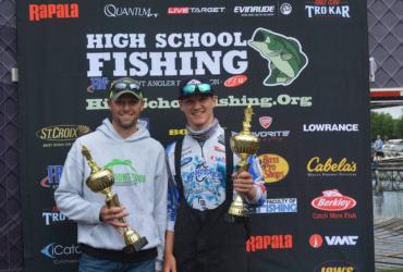 Minnetonka High School reigns in state fishing