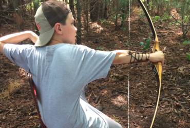 Tradition going strong at traditional bow shoot [videos]