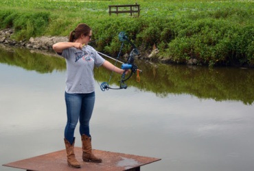 Bowfishing class for youths, beginners June 14, 16 in Missouri