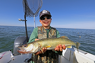 Top-notch big-water fishing with the kids: Three Great Lakes in five days