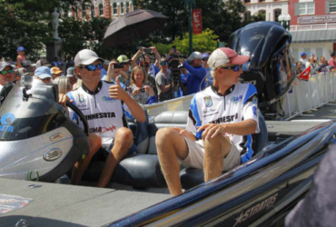 Minnesota's Linder-Thompson third in Bassmaster high school national championship