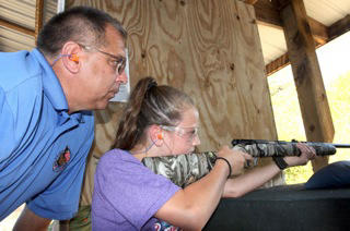 Union Sportsmen's Alliance event helps get youths outdoors