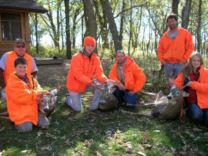 Thousands set to hunt during special youth deer season