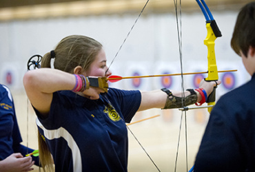 Archery gains popularity in Iowa high schools