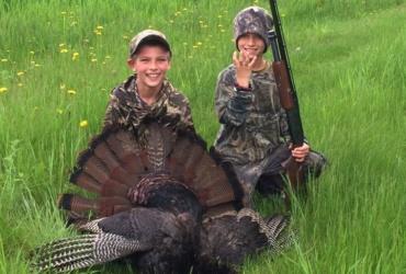 JPT Member Dane Zimdars: Turkey Hunting