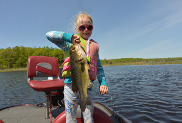 Young or old, when the bass frenzy arrives, be sure to make the most of it