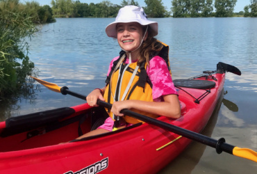 It takes you and me to introduce youth to the outdoors