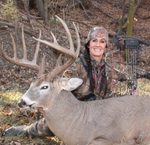 Famed huntress Melissa Bachman is partnering with the Outdoor News Junior Pro Team for a giveaway called the JPT Winchester Deadly Passion 'Tag It Prmotion.
