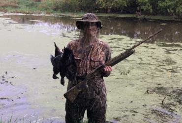Preparing for the upcoming duck season