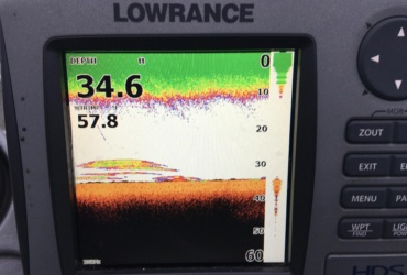 Fall fishing tips: Vertical jigging in the fall requires you to trust your electronics
