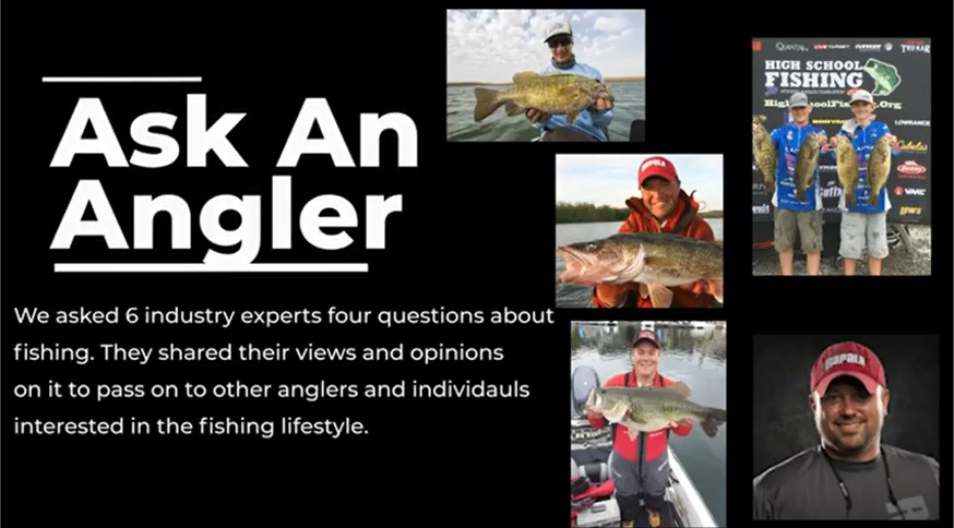 The Outdoor News Junior Pro Team asked several top angling pros why it is important for youth to be engaged in sport fishing. Listen to what Joel Nelson, Rapala's Dan Quinn, Troy Lindner, Guide Tony Roach, and JUICE BAITS owners Kyle and Tyler Bahr have to say.