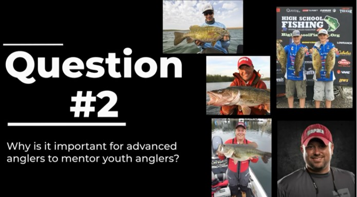 The Outdoor News Junior Pro Team asked some experts in the sportfishing industry about the impact taking a kid fishing can have on their life. Hear from Troy Lindner, Rapala's Dan Quinn, Professional Fishing Guide Tony Roach and Joel Nelson of Joel Nelson Outdoors as they share their personal stories, incluidng one who's life was literally changed thanks to a single fishing encounter.