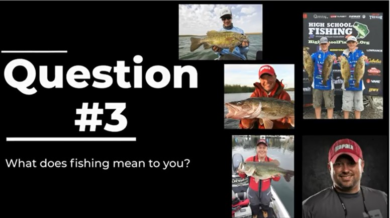 The Outdoor News Junior Pro Team asked some experts in the sportfishing industry about the impact taking a kid fishing can have on their life. Hear from Troy Lindner, Rapala's Dan Quinn, Professional Fishing Guide Tony Roach and Joel Nelson of Joel Nelson Outdoors as they share their personal thoughts on what fishing means to them.