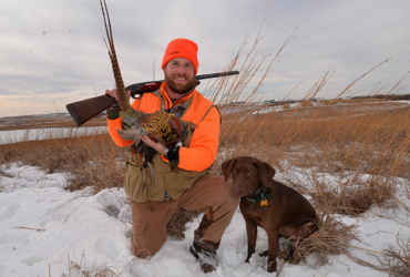 Late season pheasant hunting tips: Go where others fail to go