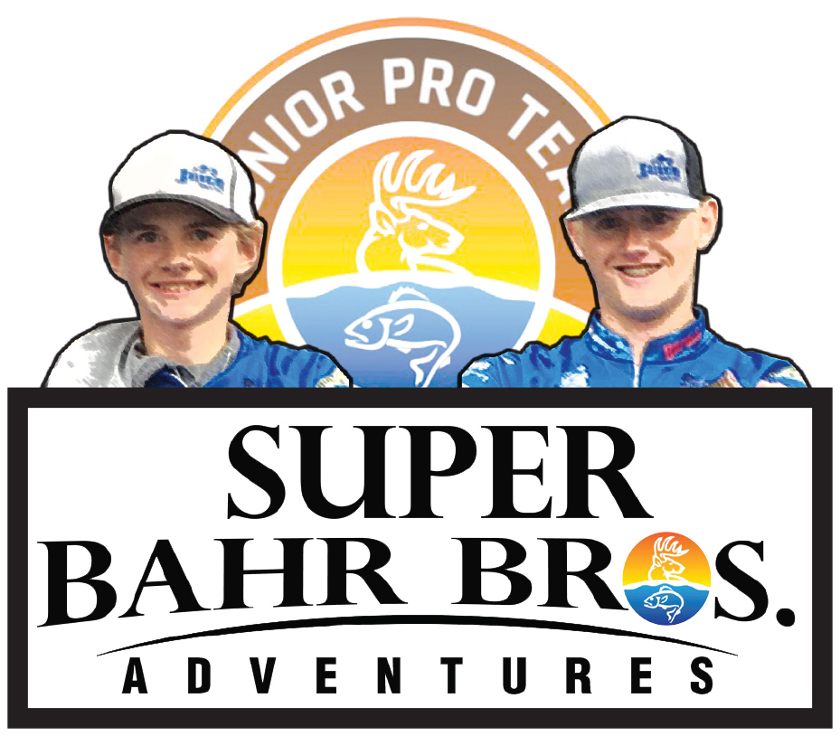 The Outdoor News Junior Pro Team brings you a new video series, where we follow brothers Kyle and Tyler Bahr - founders of Juice Bait Company based out of Brainerd, Minnesota, through the Super Bahr Bros. Adventure series. Here's a preview of the show!