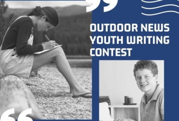 Outdoor News Youth Writing Contest