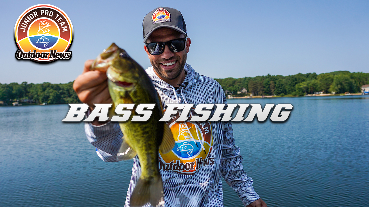 Outdoor News JPT Coach and Virtual Mentor Brody Boese takes us on the water for some bass fishing in the latest JPT video