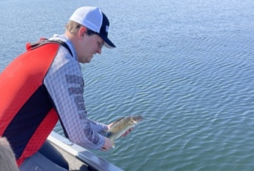 Fishing tips: proper handling of fish for successful catch and release